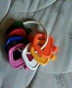 Baby toy.