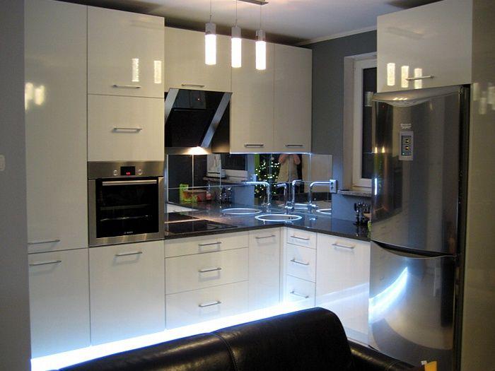 meblościanka biała ikea  Szukaj w Google  KITCHEN inside   -> Ikea Kuchnie Uchwyty