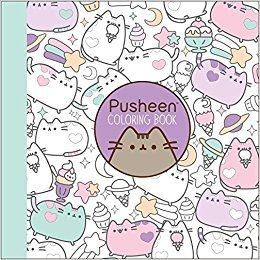 Pusheen Coloring Book: Amazon.ca: Claire Belton: Books