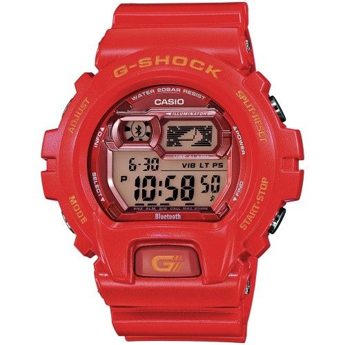 If he likes technology, this Casio G-Shock watch GB-X6900B-4ER could be just the thing! It syncs to phones using Bluetooth to provide text alerts, control music players and much more. RRP £180 Our Price £120