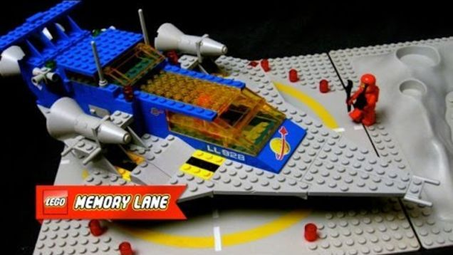 TIL That LEGO has a vault of every single set they've ever released since the 1950s
