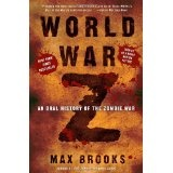 World War Z - Book soon to come out as a movie with Brad Pitt