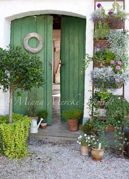 Blomsterverkstad: Till shoppinglistan * To your shopping list