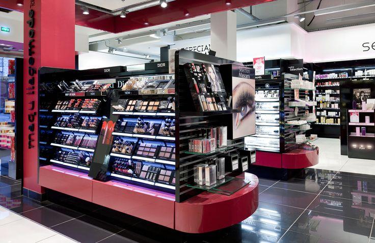 Retail Design | Retail Shelving | Retail Fixtures | Health & Beauty Stores | HMY Group. Your Global shopfitting partner.