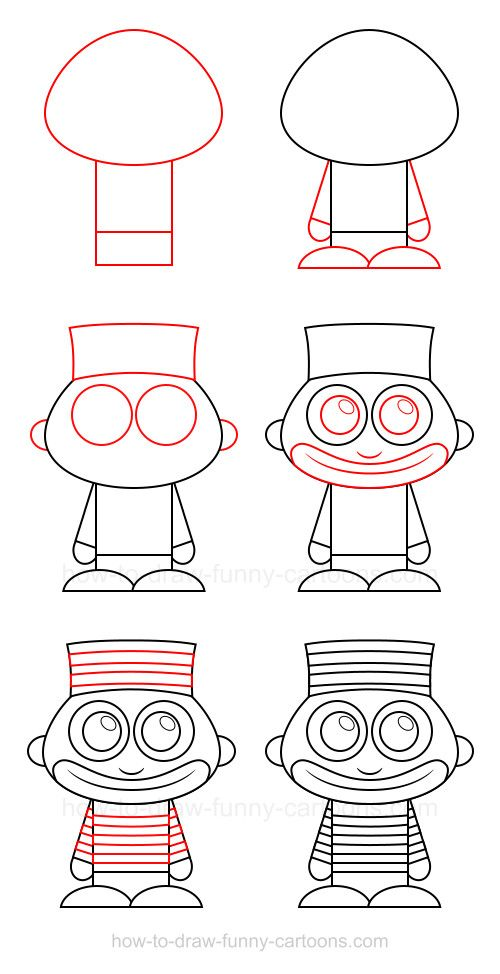 Character Design Tutorial Step By Step : Best characters complete drawing tutorials images on