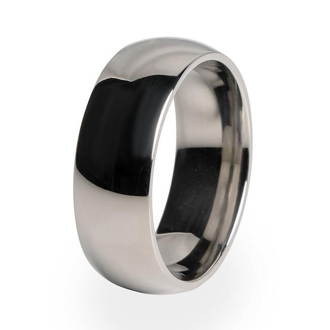 Amore Mens Titanium Ring Titanium Rings For Men Rings For Men Titanium Wedding Band Mens