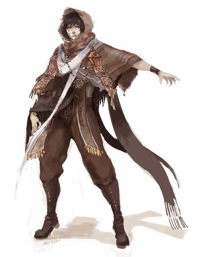 fantasy desert clothing - Google Search