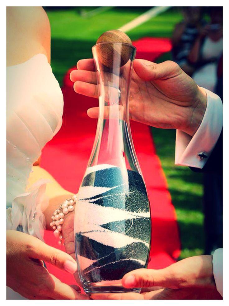 Freie Trauung Sand Zeremonie Ritual Märchen Hochzeit ...