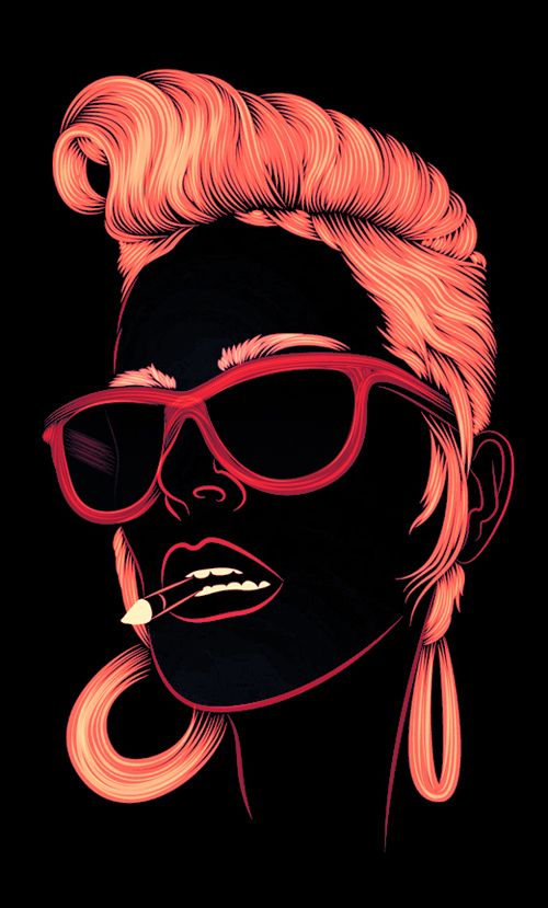 30 Amazing Digital Illustrations by Patrick Seymour | Inspiration | Graphic Design Junction