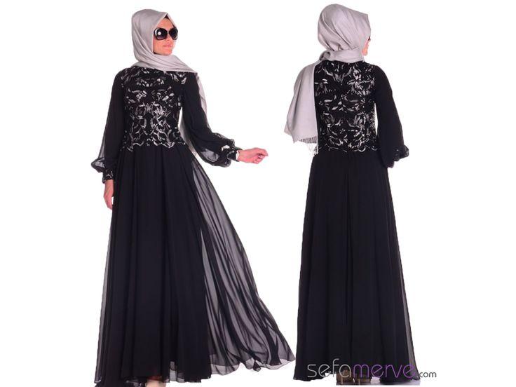 Sefamerve Abiye Elbiseler -Türkiye ve Avrupa'ya Kargo Bedava! #tesetturgiyim #tesettur #sefamerve #hijab