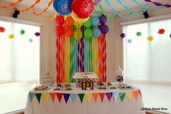 Ideas para un cumpleaños de arcoiris http://tutusparafiestas.com/ideas-cumpleanos-arcoiris/ #comohacerunafiestaarcoiris #cumpleañosarcoiris #cumpleañosmulticolor #decoraciondearcoirisparacumpleaños #decoraciondearcoirisparafiesta #decoracionparacumpleañosdearcoiris #decoracionparafiestadearcoiris #fiestaarcoiris #fiestadearcoiris #fiestadecolores #fiestamulticolor #ideascumpleañosarcoiris #ideasdedecoracionparafiestadearcoiris #ideasdedecoracionparauncumpleañosdearcoiris #ideasfiestaarcoiris…