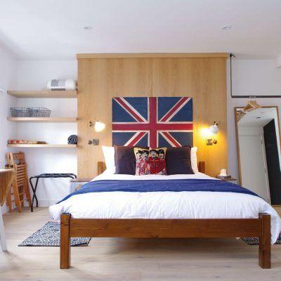 Short term let London Fitzrovia Studio Three