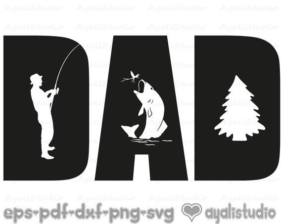 Download Fishing Dad Svg Dad Svg Fathers Day Svg Fishing Svg Files Etsy Fishing Svg Dad Svg Father S Day Fathers Day Svg