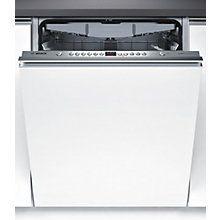 Bosch SuperSilence oppvaskmaskin SMV68N60EU