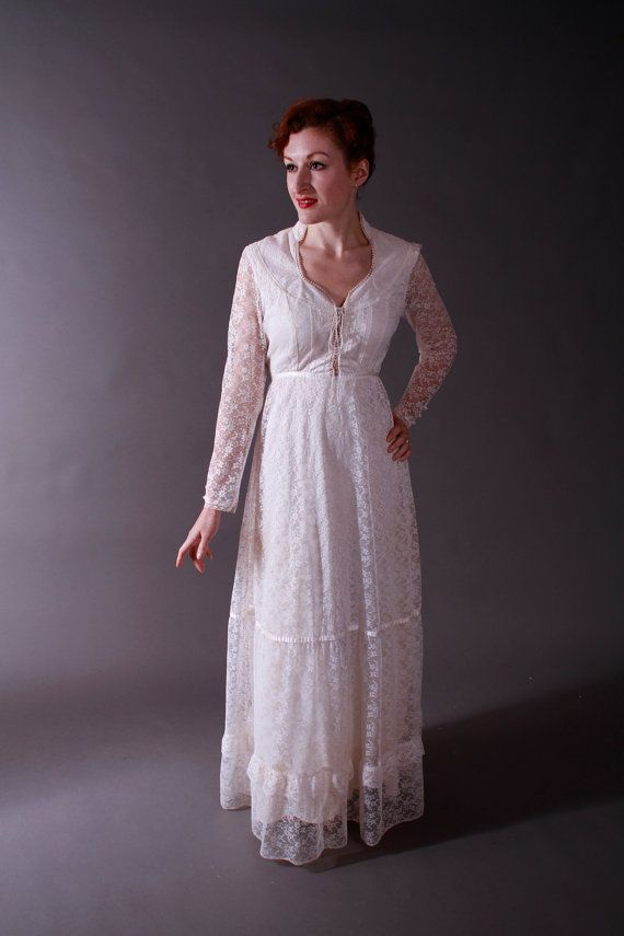 12 best images about wedding dresses 39 70s on pinterest for 1970s vintage wedding dresses