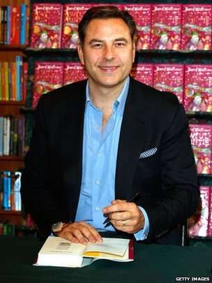 Illustrator of david walliams books