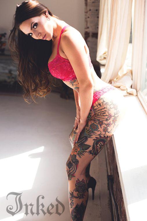 Amanda black sexy tattooed russian milf 10