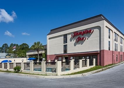 Hampton Inn Panama City Florida Hotel