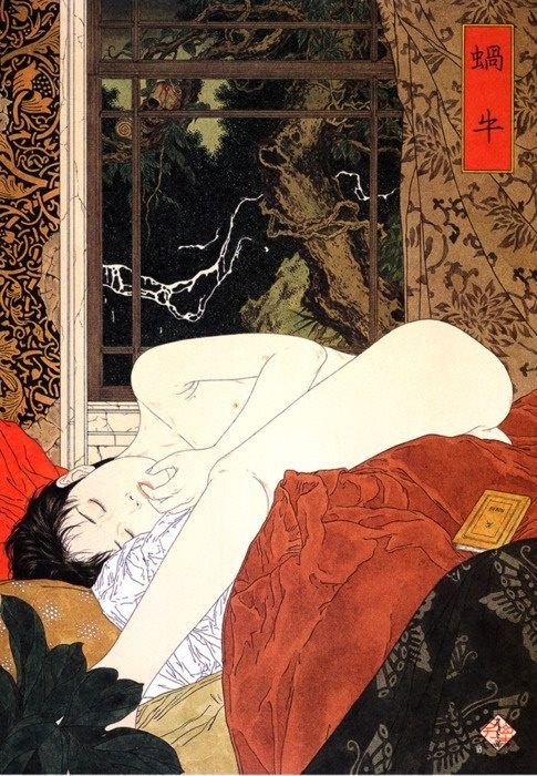 Let her sleep for when she wakes she will move mountains.         ╮Yamamoto takato