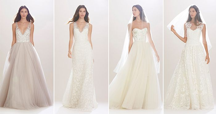 Bridal Fashion Week: Carolina Herrera Fall 2016