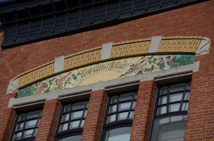 """Antwerpen """" De Morgend """""""
