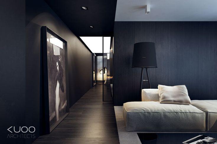 Wnętrza apartamentu w Bielsko-Białej – KUOO Architects | Archinea | Architektura, architekci, projekty, biura, pracownie, design