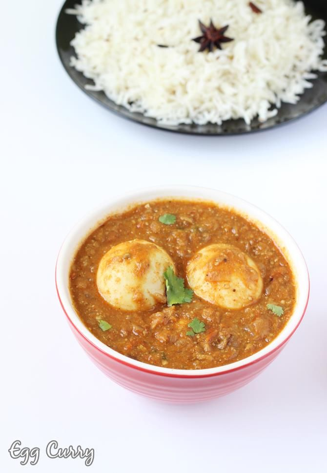 egg curry recipe swasthis recipes