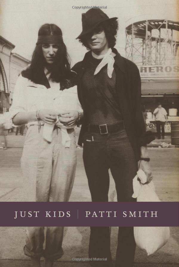Just Kids, Patti SmithWorth Reading, Artists, Robert Mapplethorpe, Pattismith, Book Worth, Patti Smith, Favorite Book, New York, Kids