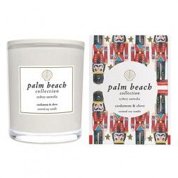 Palm Beach Collection standard candle cardamon and clove 375g - Limited Edition