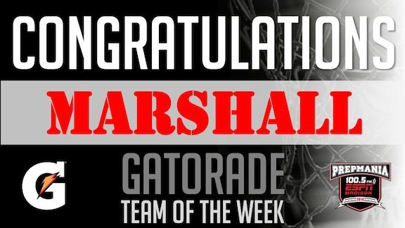 Gatorade Team of the Week