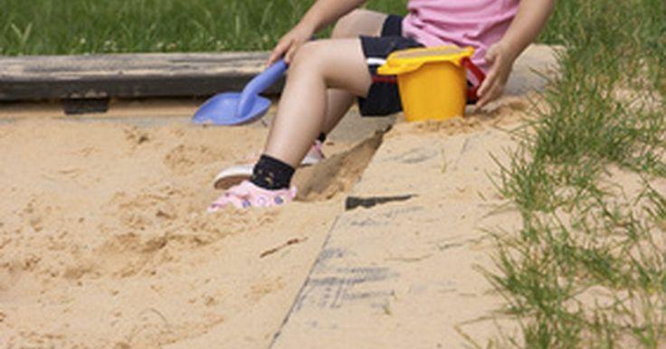 Ideas de juego sensoriales para preescolares