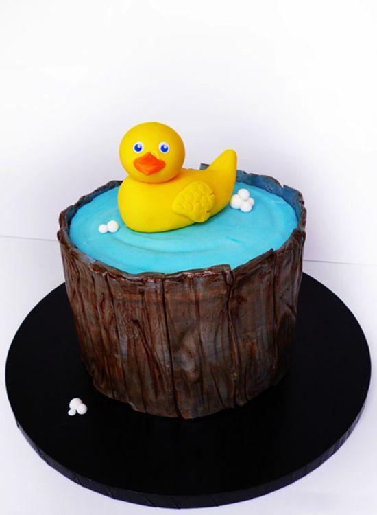 Pettinice | Rubber Duck Cake