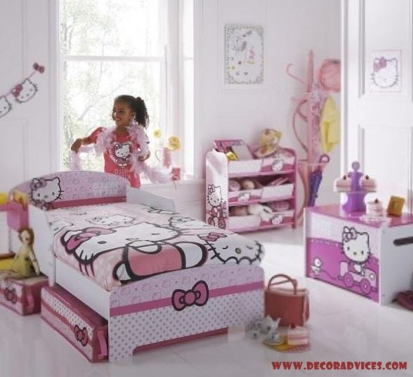 Hello Kitty Room Decorations For Her Get Your Child