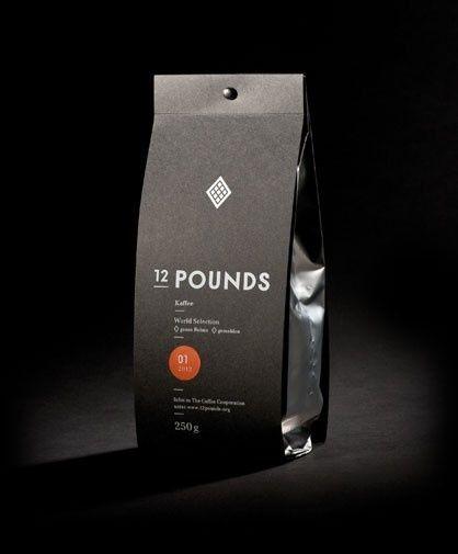 Simple but elegant packaging design.
