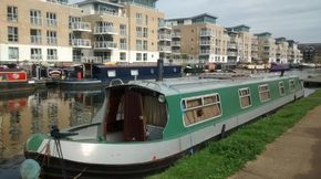 Rugby 60 Cruiser Stern for sale UK, Rugby boats for sale, Rugby used boat sales, Rugby Narrow Boats For Sale 60ft Rugby Cruiser Stern - Apollo Duck