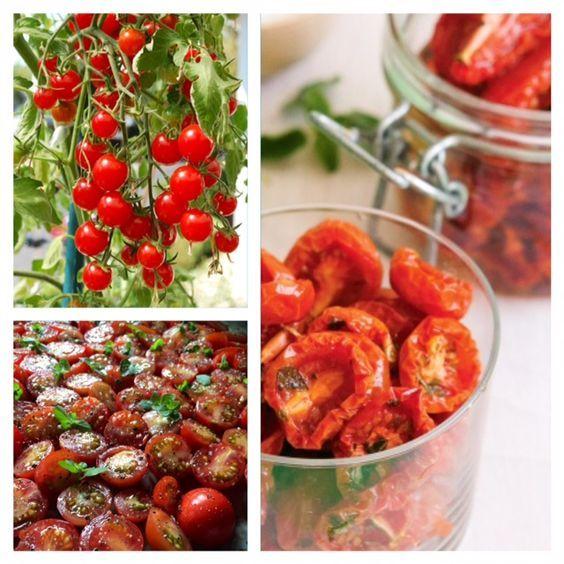 Syltede Tomater | Kreamors Køkken