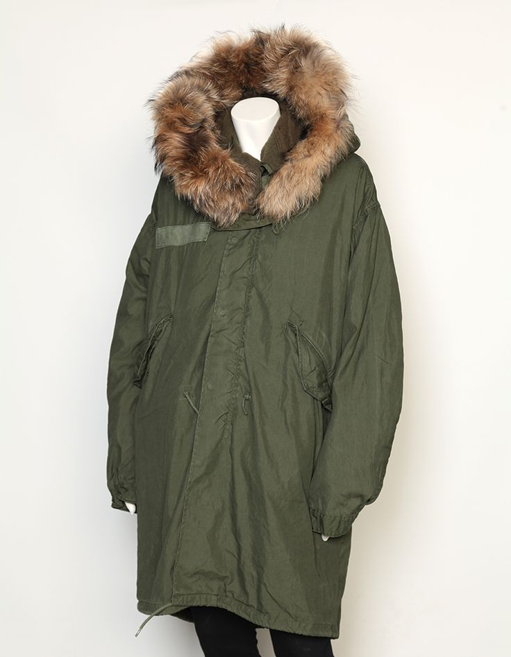 Ajatar, For the Few -parka