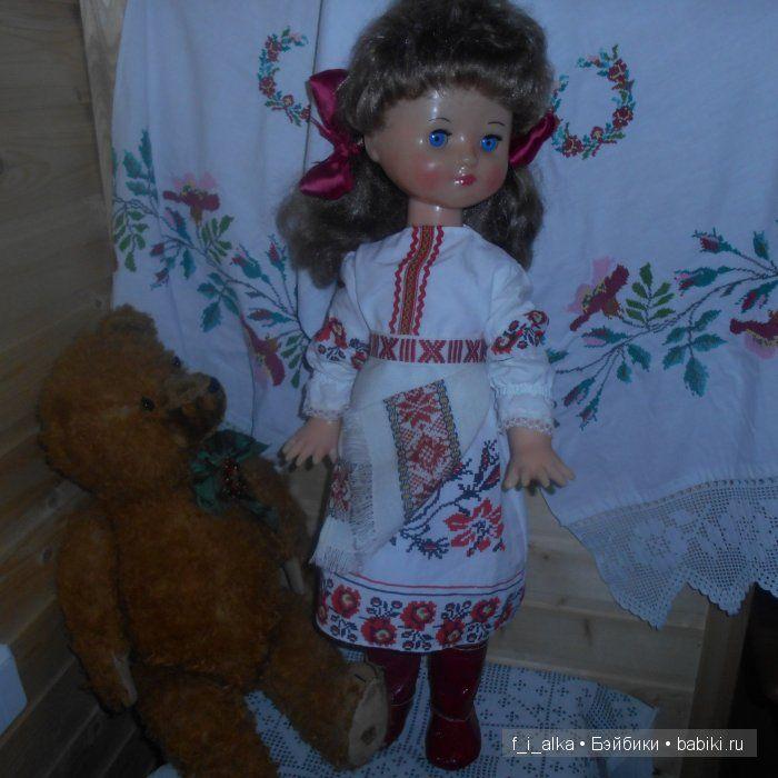Самые большие игровые куклы, произведённые в СССР / Куклы и игрушки нашего детства / Бэйбики. Куклы фото. Одежда для кукол