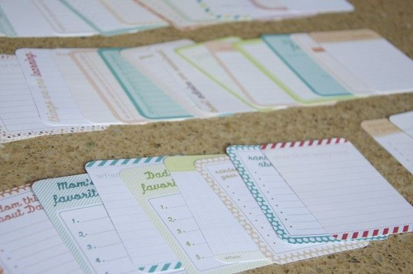 Becky Higgins - How to set up a Project Life baby album