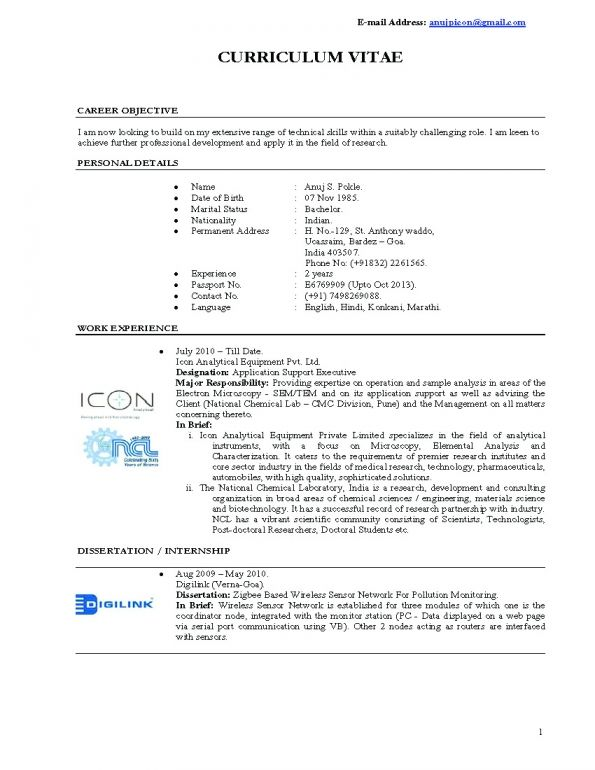Resume Examples Technical Skills #examples #resume #ResumeExamples