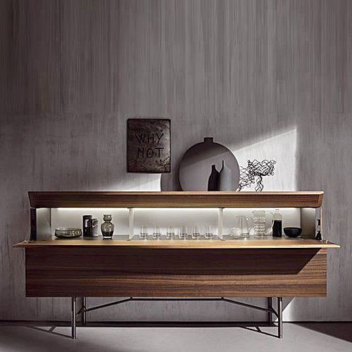 NEW: Sideboard With Long Legs By Acerbis International