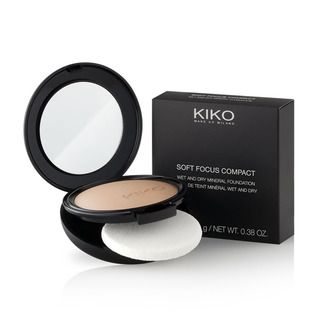 Soft Focus Compact: Fondotinta minerale KIKO con utilizzo asciutto e bagnato ★ Acquista online il tuo Fondotinta Compatto KIKO.