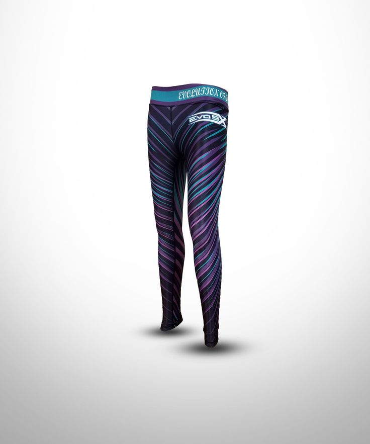 Full dye Sublimated Ladies Tights / Leggings