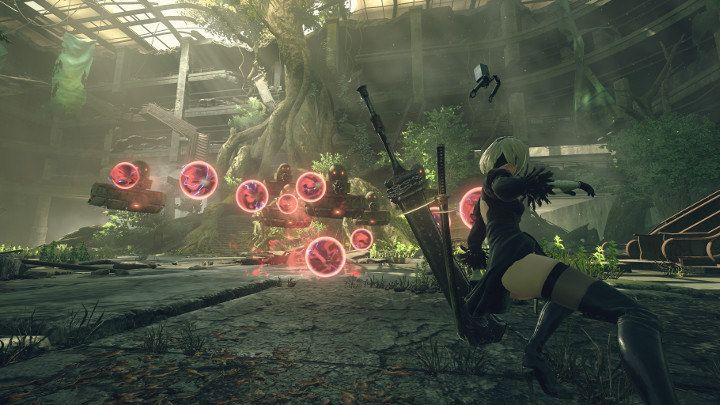​Nier: Automata is hack-and-slash the Platinum way - https://www.aivanet.com/2015/10/%e2%80%8bnier-automata-is-hack-and-slash-the-platinum-way/