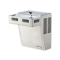 Halsey Taylor HAC8FS-Q ADA-SS ADA Approved Wall-Mount Water Cooler, Stainless Steel