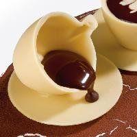 Big Mocha Cup Polycarbonate Chocolate Mold