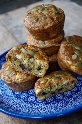 Puur & Lekker leven volgens Mandy: Griekse hartige muffins