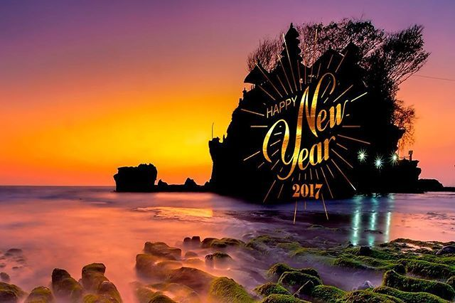 Let's start off this new year by going on magical journeys to amazing places. Happy New Year from all of us at the Ministry of Tourism Indonesia. #WonderfulIndonesia