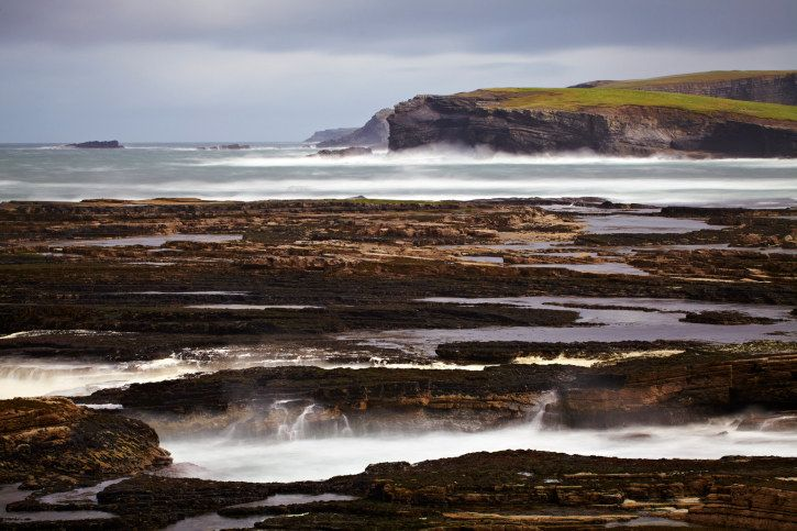 Cliffs of Kilkee, County Clare | 33 Spectacular Places In Ireland You Won't Believe Are Real