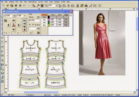The Latest Technological Applications In Textile Design Fashion Design Software Textile Design Fashion Design